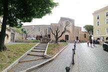 Necropoli dei Monterozzi, Tarquinia, Italy