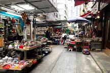 Cat Street Market, Hong Kong, China