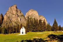 Cappella di San Silvestro, Selva di Val Gardena, Italy
