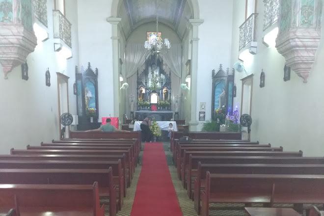 Nossa Senhora do Rosario dos Pretos Church, Maceio, Brazil