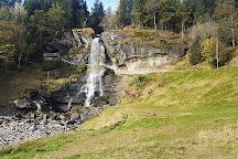 Steinsdalsfossen Waterfall, Norheimsund, Norway