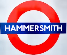 Hammersmith Station london