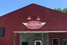 Salado Glassworks, Salado, United States