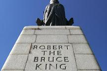 Robert the Bruce Statue, Stirling, United Kingdom