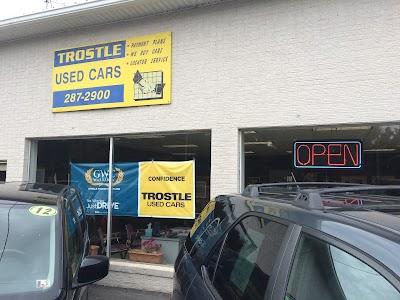Trostle Used Cars