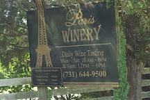 Paris Winery, Paris, United States