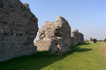 Richborough Roman Fort and Amphitheatre, Sandwich, United Kingdom