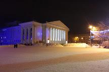 Theatre Square, Kirov, Russia