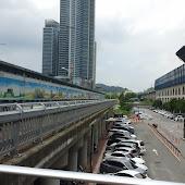 Железнодорожная станция  Cheonan Asan Station