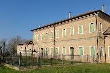 Museo Regionale della bonifica Ca' Vendramin, Taglio di Po, Italy