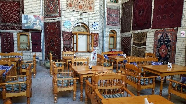 Silk Road Tea House