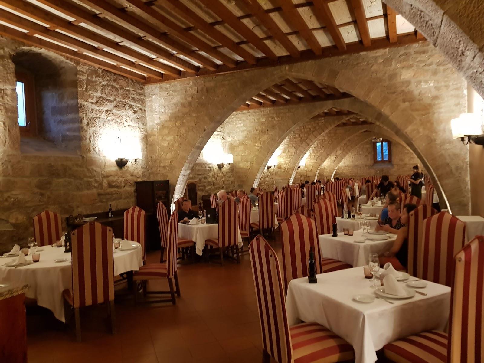 Parador de Cardona. Restaurante Abad