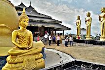 Nelligala International Buddhist Center, Murutalawa, Sri Lanka