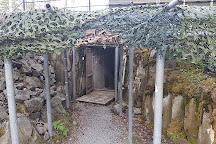 Siknasfortet, Siknas, Sweden