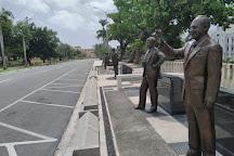 Paseo de los Presidentes, San Juan, Puerto Rico