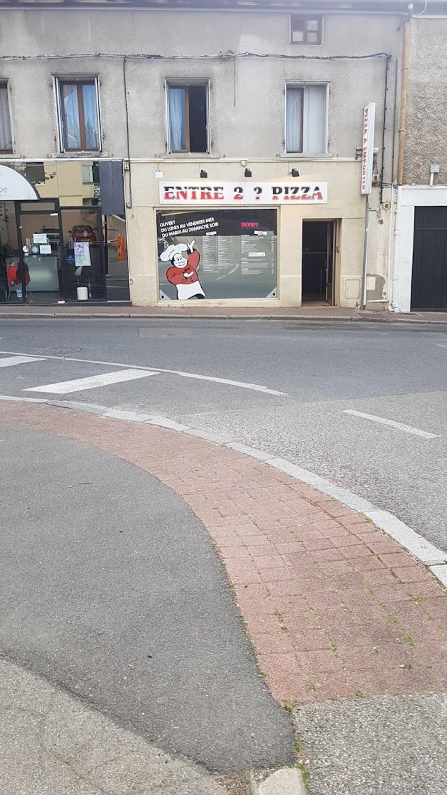 Entre 2 Pizza
