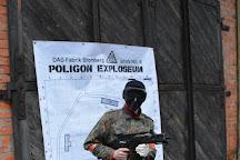 Exploseum, Bydgoszcz, Poland