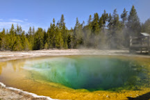 Morning Glory Pool, Yellowstone National Park, United States