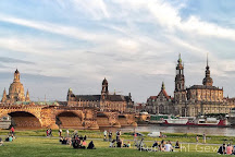 Canaletto Blick, Dresden, Germany