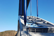 Zdakov Bridge, Orlik nad Vltavou, Czech Republic