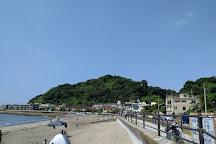 Kamakura Seaside Park Yuigahama Area, Kamakura, Japan