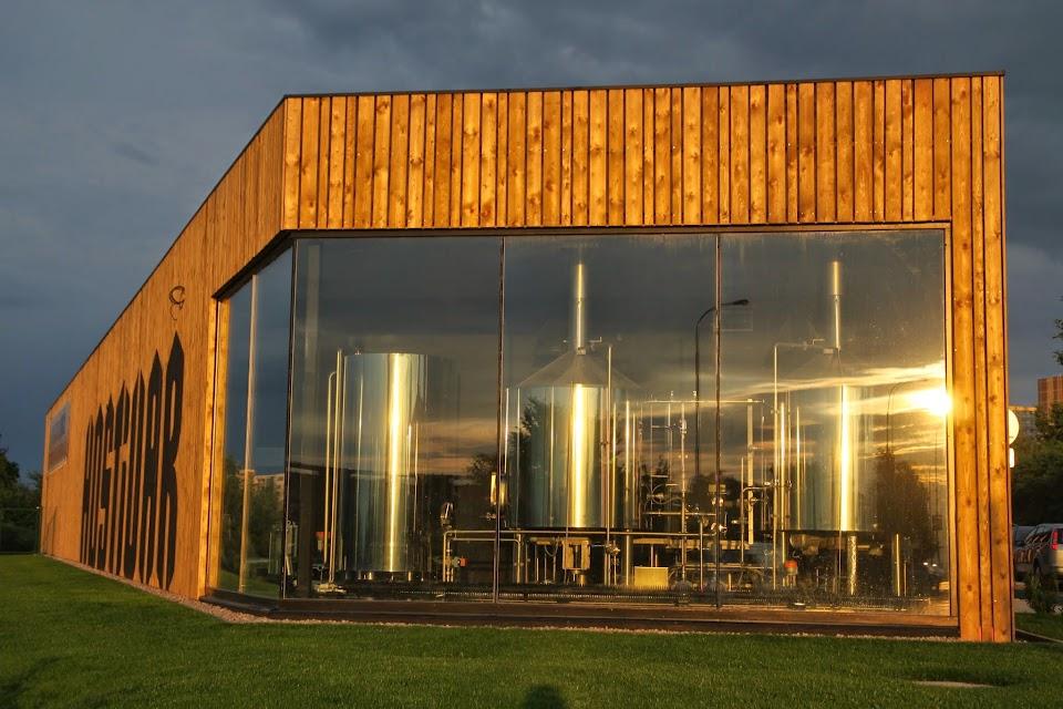 The Hostivar Brewery
