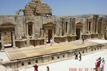 Jerash Ruins, Jerash, Jordan