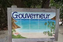 Anse du Gouverneur, St. Barthelemy