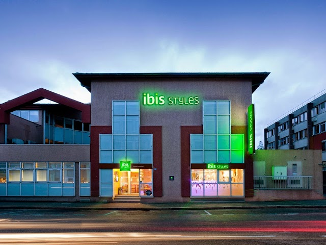 Hotel ibis Styles Bourg en Bresse