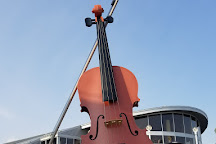 The Big Fiddle, Sydney, Canada