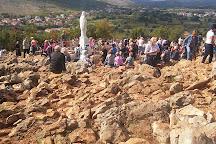 Apparition Hill, Medjugorje, Bosnia and Herzegovina