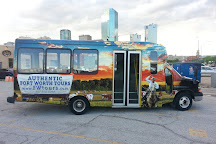 Fort Worth's Ghost Bus Tour, Fort Worth, United States