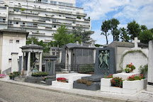 Cimetiere de Passy, Paris, France