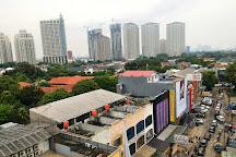 Mayestik Market, Jakarta, Indonesia