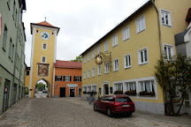 Mittertor, Kelheim, Germany