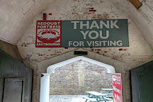Redoubt Fortress & The Pavilion, Eastbourne, United Kingdom
