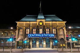 Станция  Göteborg Central