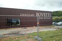 Musee du Chocolat Bovetti, Terrasson-Lavilledieu, France