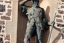 Robinson Crusoe Statue, Lower Largo, United Kingdom