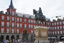 Casa de la Carniceria, Madrid, Spain