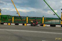 Tengku Agung Sultanah Latifah Bridge, Siak Sri Indrapura, Indonesia
