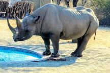 Khama Rhino Sanctuary, Serowe, Botswana