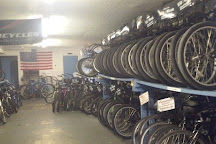 Finnimore's Cycle Shop, Sanibel Island, United States