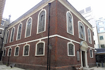 Bevis Marks Synagogue, London, United Kingdom