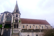 Église Saint Eusèbe, Auxerre, France