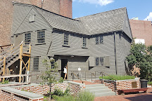 The Paul Revere House, Boston, United States