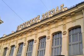 Железнодорожная станция  Sankt Peterburg Vitebs