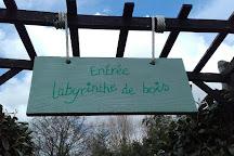 Le Labyrinthe de Pont-Aven et sa Mini Ferme, Pont-Aven, France