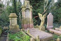Nunhead Cemetery, South London, London, United Kingdom