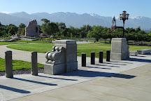 Mormon Battalion Monument, Salt Lake City, United States